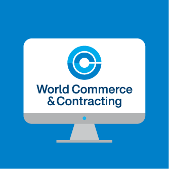 World Commerce & Contracting logo